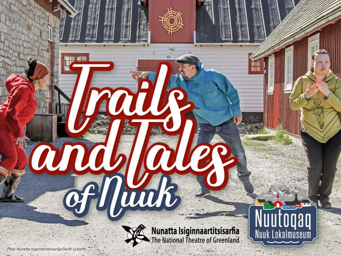 Trails and Tales of Nuuk